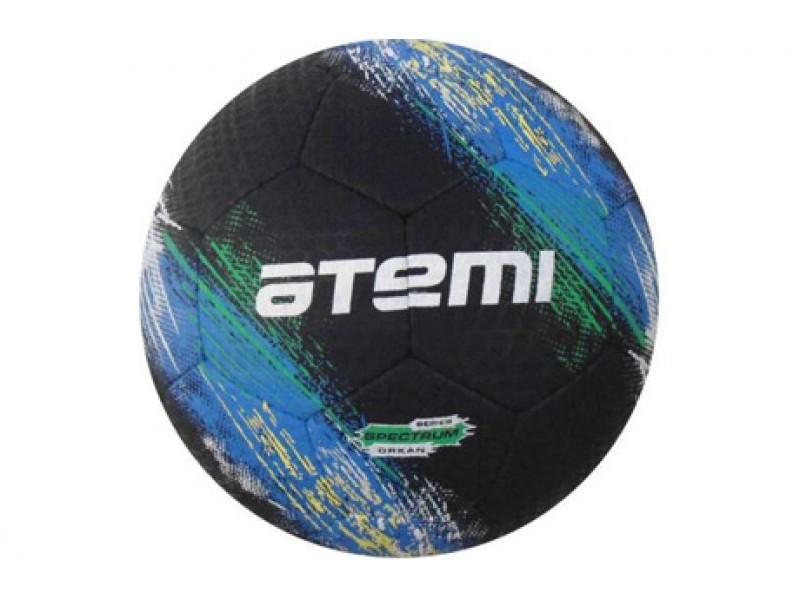Мяч футбольный Atemi Orkan арт.FB-ORK-BK