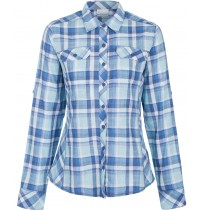 Рубашка женская Columbia Camp Henry™ сиреневая клетка арт.1450321-509