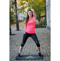 Майка женская Demix для бега малиновый арт.S18ADESIW01-82