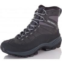 Ботинки мужские утеплённые Merrell THERMO CHILL MID черный арт.16467