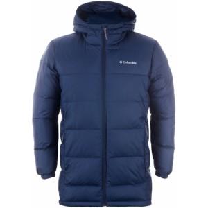 Куртка пуховая мужская Columbia Shelldrake Point™ темно-синий арт.1736851-464