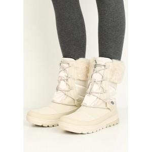 Ботинки женские утепленные Merrell AURA MID LACE POLAR WTPF белый арт.45684