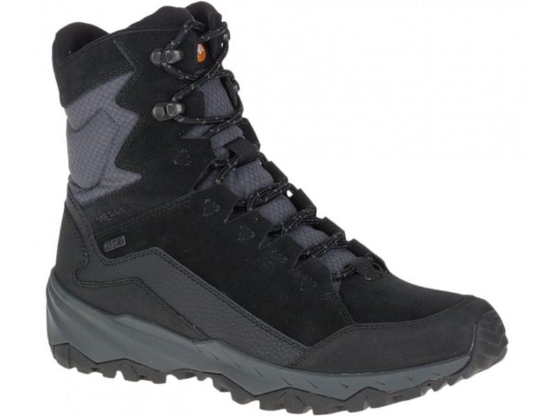 Ботинки мужские утеплённые Merrell ICEPACK черный арт.95041