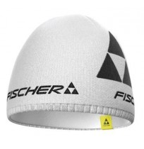 Шапка Fischer Logo G30614 белая
