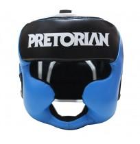 Шлем боксерский Pratorian тренировочный Model D101 PU blue
