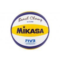 Мяч волейбольный Mikasa Beach Champ арт.VLS300