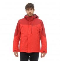 Куртка утепленная Columbia Taiga Summit Jacket красный арт.WM1042-691