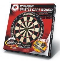 Дартс Winmax 18 дюймов (сизаль) арт.WMG08009