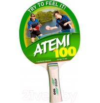 Ракетка для настольного тенниса ATEMI арт.A100