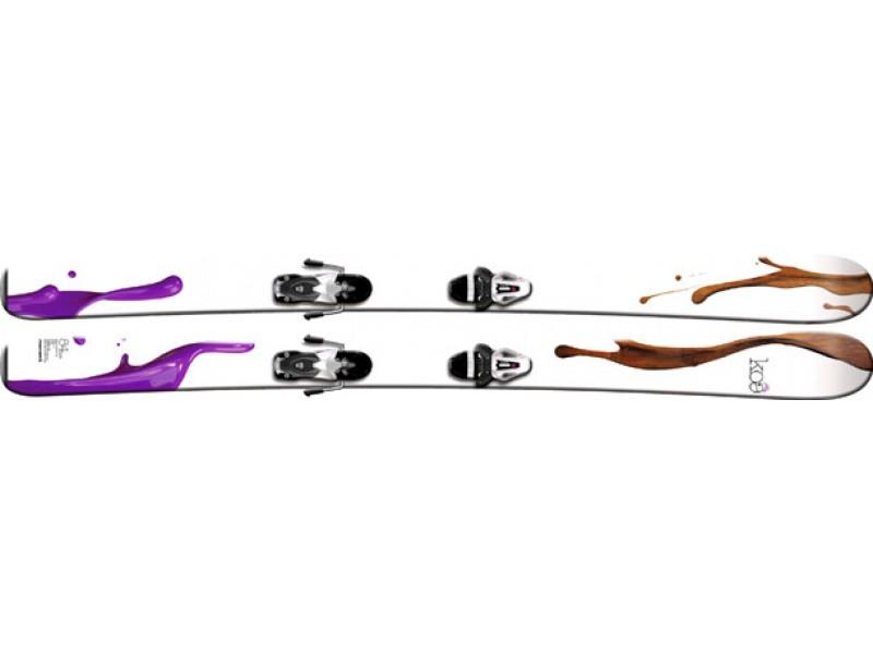 Горные лыжи Fischer Koa 84