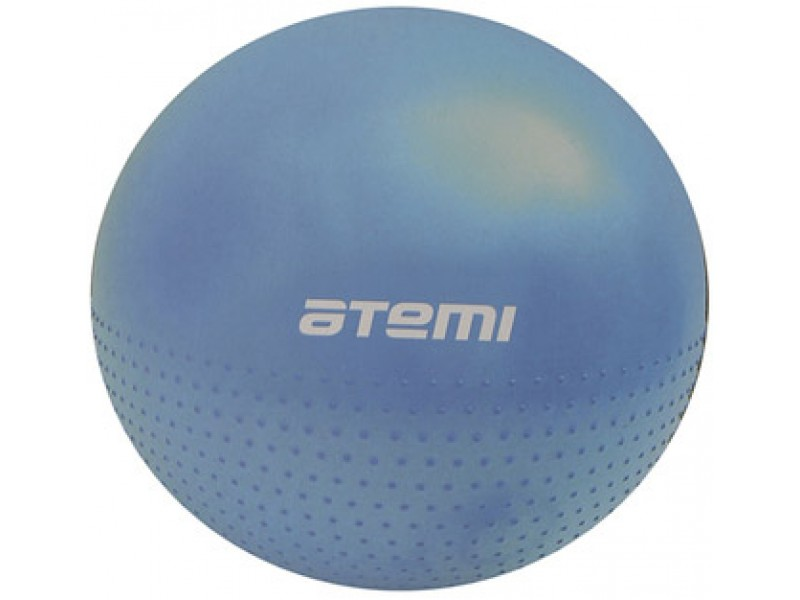 Мяч гимнастический Atemi 65 см арт.AGB0565, антивзрыв