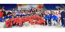 Детский хоккейный турнир завершил День зимних видов спорта в Сочи