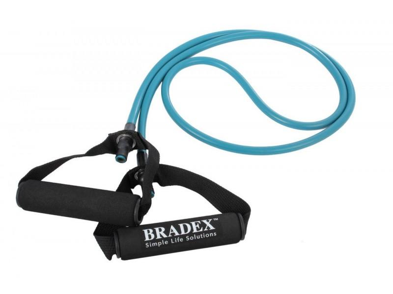 Эспандер трубчатый Bradex с ручками, 9 кг, арт.SF 0233