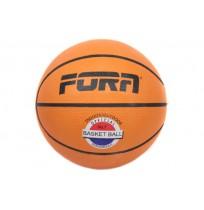 Мяч баскетбольный резиновый Fora №7 арт.BR7700-7