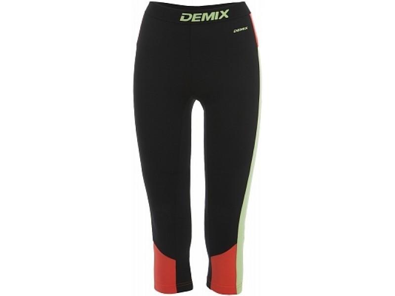 Бриджи женские Demix черный/розовый р.L LWFD02-BK