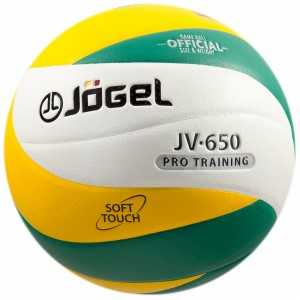Мяч волейбольный Jogel арт.JV-650