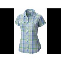 Рубашка с коротким рукавом Columbia Diamond Lake  II Short Sleeve Shirt голубой