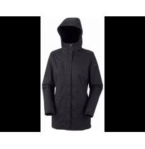 Ветровка женская Columbia Splash A Little™ Rain windbreaker темно-серый арт.1500421-591