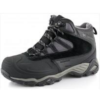Ботинки мужские утепленные Columbia SILCOX II WP OH черный арт.1553531-010