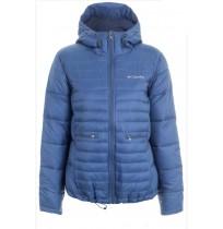 Куртка женские Columbia Powder Pillow™ синий арт.1567761-508