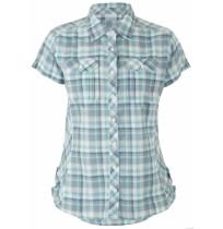 Рубашка женская Columbia Camp Henry™сиреневая клетка арт.1450311-509