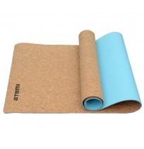 Коврик для йоги и фитнеса Atemi арт.AYM01TPE
