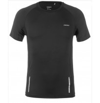 Футболка для бега мужская Demix чёрный арт.KMPT02-99