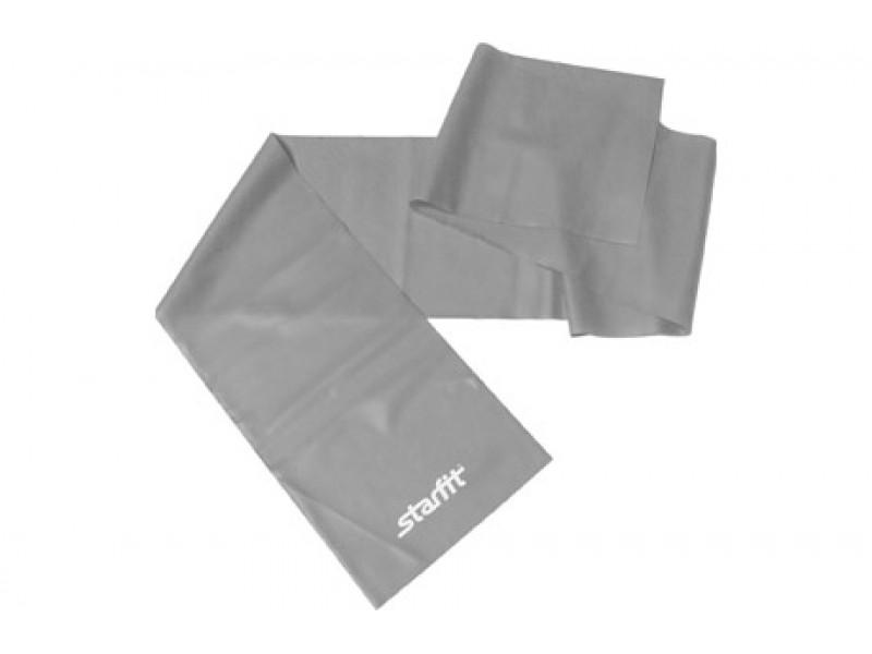 Эспандер-лента STARFIT 120x15x0,055 см, серый арт.ES-201-55-GR