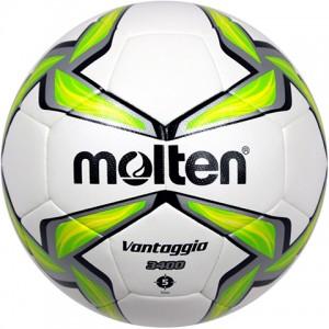 Мяч футбольный, р.5 Molten арт.F5V3400-G