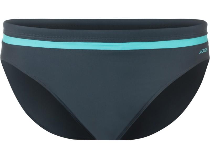 Плавки мужские Joss серый/голубой арт.S17AJSWTM05-AQ