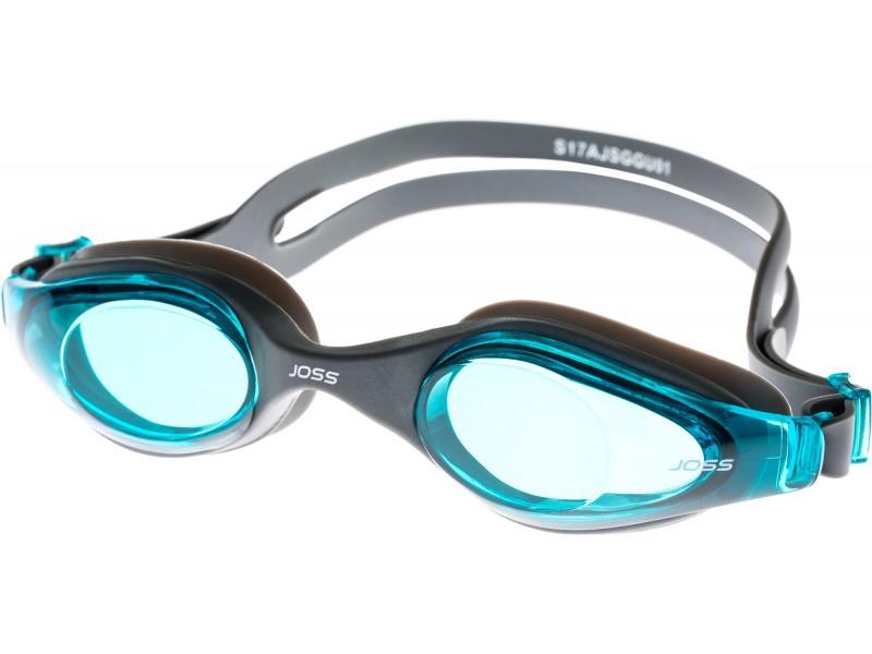 Очки для плавания для взрослых Joss Swim Goggles темно-серый арт.S17AJSGGU01-93