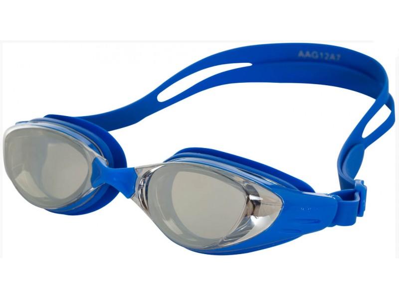 Очки для плавания для взрослых синий Joss арт.AAG12A7-Z2