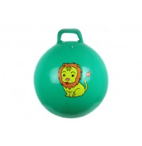 Мяч гимнастический (с ручкой), 55 см JPV3607-22
