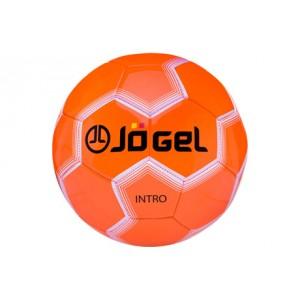 Мяч футбольный Jogel Intro №5 (оранжевый) JS-100-5-OR
