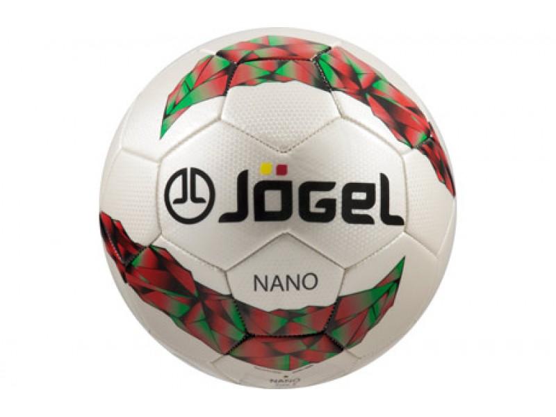 Мяч футбольный Jogel Nano №5 арт.JS-200-5