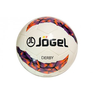 Мяч футбольный Jogel Derby №5 арт.JS-500-5