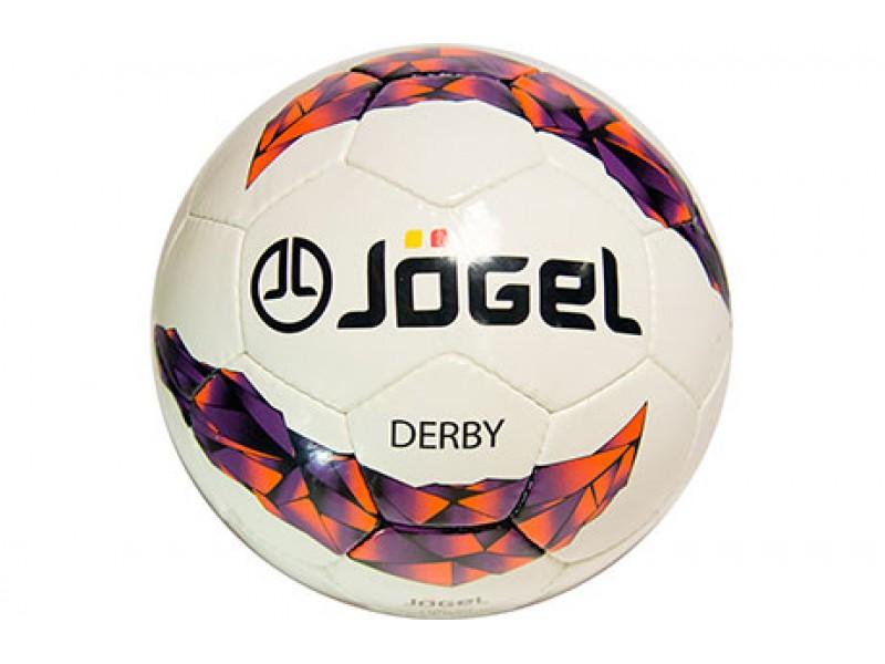 Мяч футбольный Jogel Derby №5 арт.JS-500-5