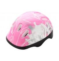 Шлем защитный для роликовых коньков арт.LF-0238-P