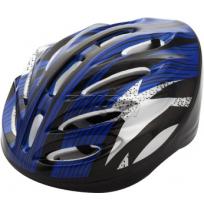 Шлем защитный для роликовых коньков LF-0238-BL