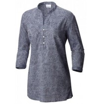 Рубашка женская Colmbia Early Tide™ темно-синий арт.1659031-509