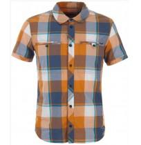 Рубашка мужская Merrell оранжевый арт.S18AMRSRM01-E1