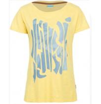 Футболка женская Merrell желтый арт.S18AMRTSW02-61
