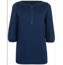 Рубашка-поло женская Outventure темно-синий арт.S18AOUSRW05-Z4
