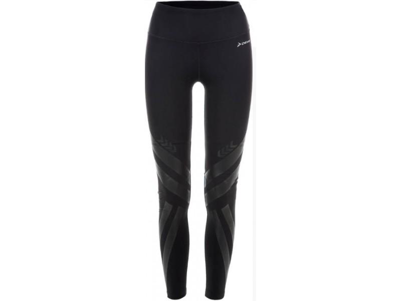 Легинсы для фитнеса Demix женские чёрный арт.S17ADEPAW07-99