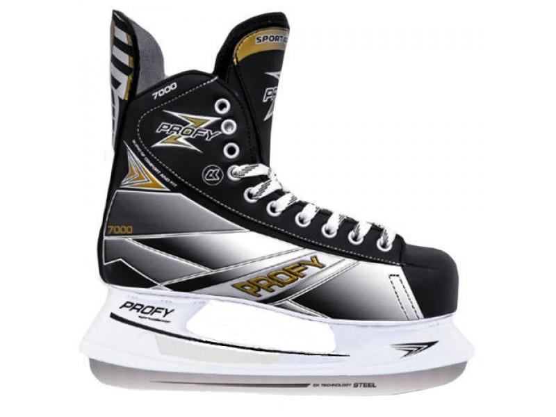 Коньки хоккейные Profi 7000