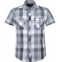 Рубашка мужская синий р.52 103504-M3