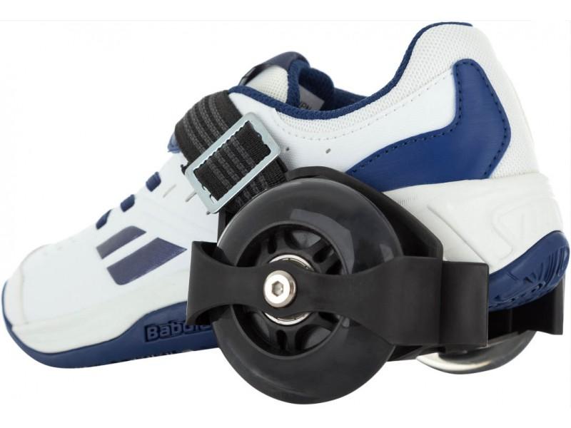 Ролики на обувь Reaction черный арт.RRSH-B