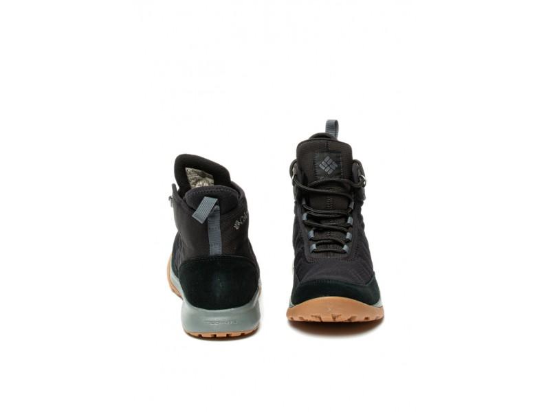 Ботинки женские утеплённые Columbia NIKISKI™ 503 чёрный арт.1862401-010