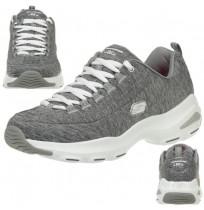 Кроссовки женские Skechers FLEX APPEAL серый арт.12753-GRY
