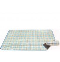 Коврик для пикника FORA 180x150см (желтый/синий) арт.SBD16-SB058